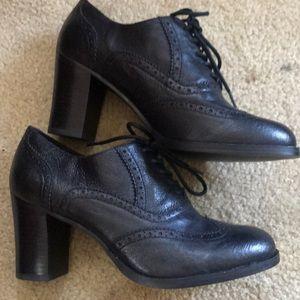 Oxford heels Steve Madden